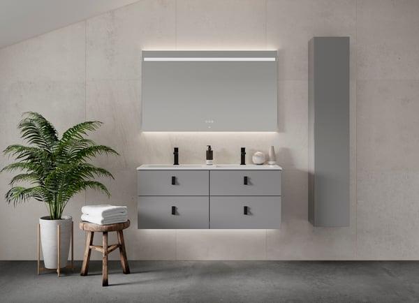 Bild2_kommod-viskan-solid-120-i-still-grey-med-laderogla-tie.-tvattstall-i-matt-vit-stenkomposit.-tvattstallsblandare-sleek.-spegel-touch-120.-sv-156683