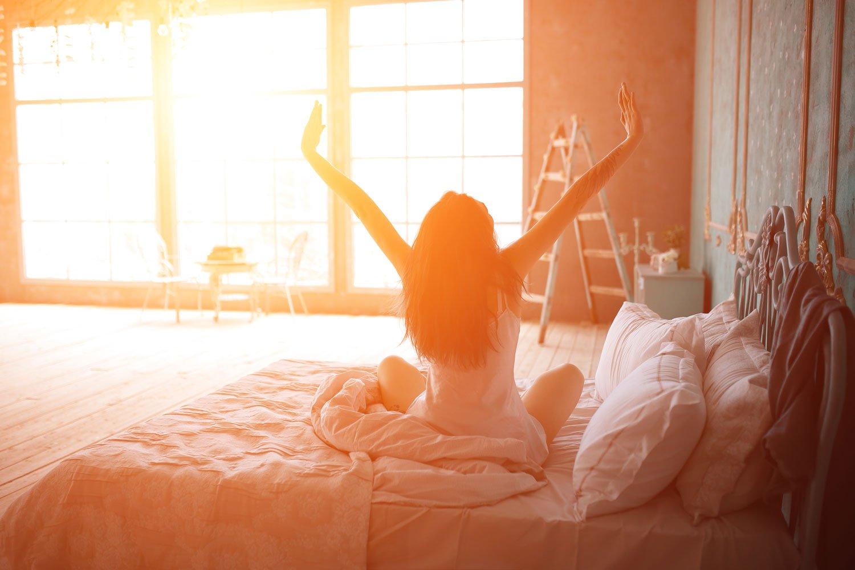 Tylohelo_Illalla saunominen antaa hyvät unet
