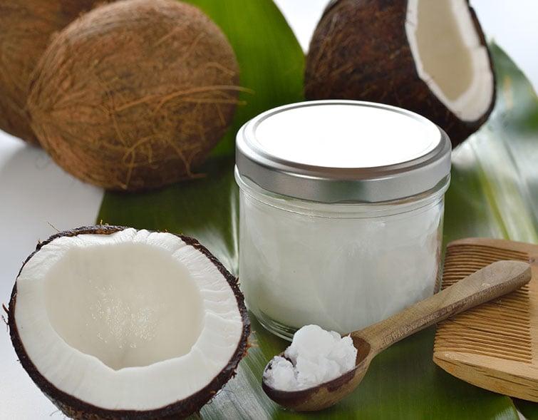 kokosöl trockene kopfhaut