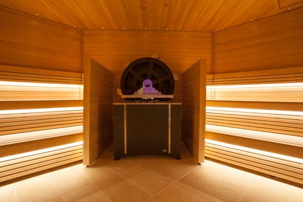 Helo Sauna SA TT Aspen-Waterwheel