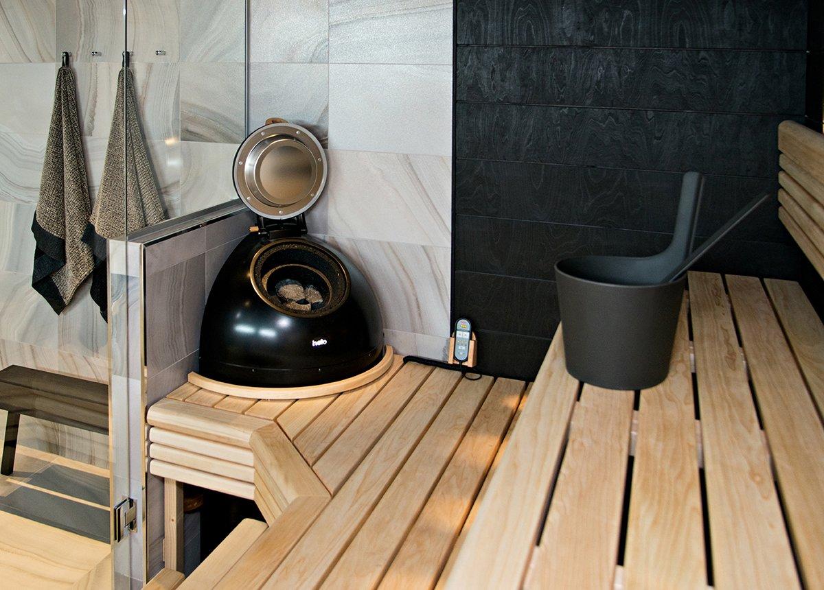 Saunatonttu heater
