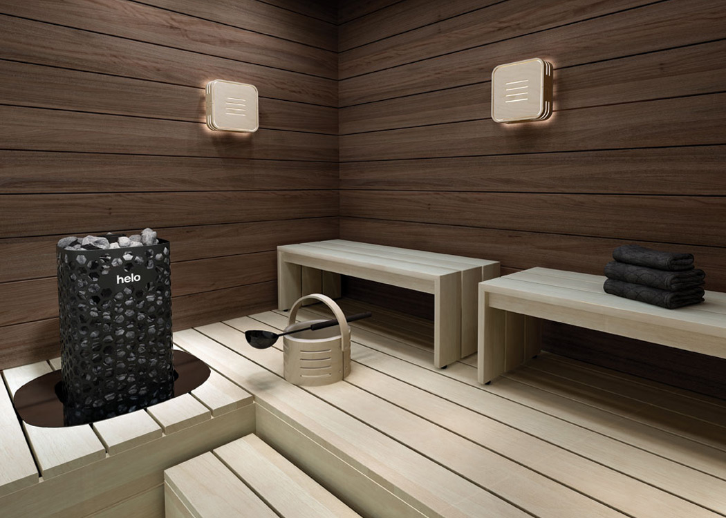 Helo Electric Sauna Heater