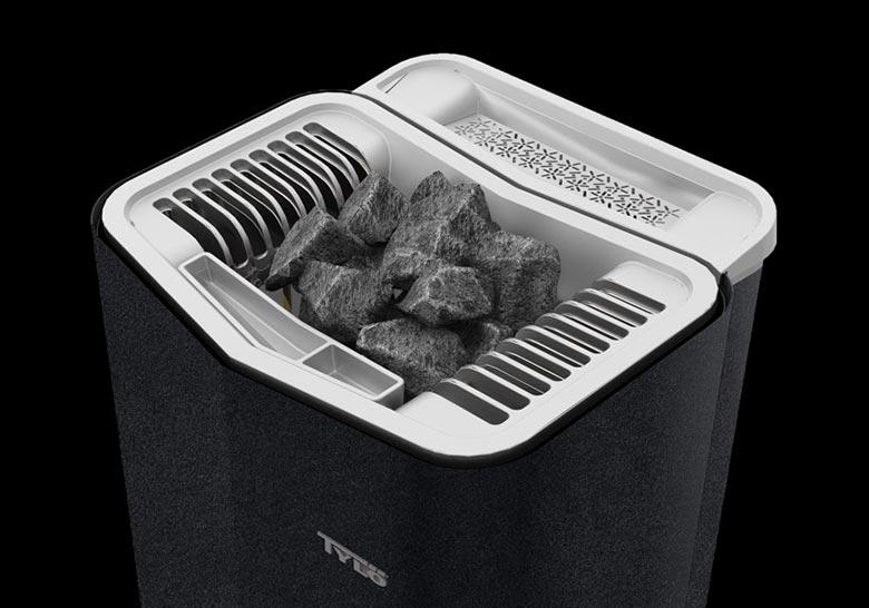 Sauna heater Tylö