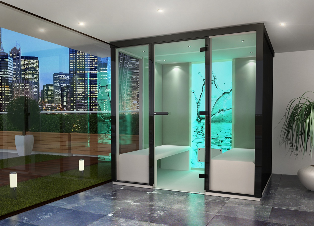 Time to install some extra quality of life in your bathroom? How To Make A Steam Room In Your Bathroom on