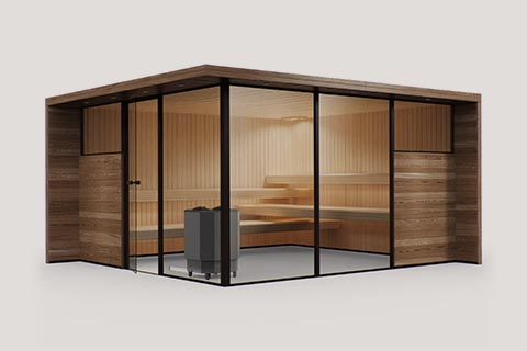 Sauna rooms TylöHelo